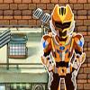 armored hero